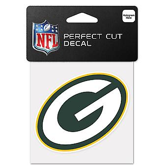 Wincraft tarra 10x10cm - NFL Green Bay Packers