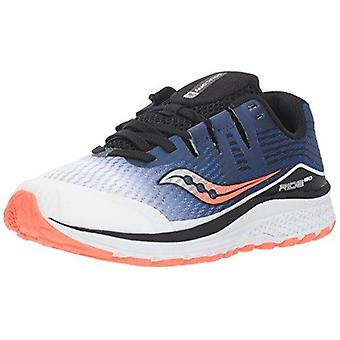Saucony Youth Unisex Ride Iso Running Shoe