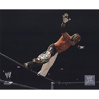 Rey Mysterio 2010 Spotlight Action Sports Photo (10 x 8)
