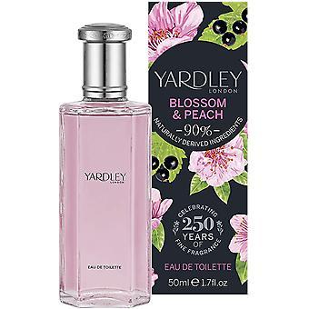 Yardley Blossom & Peach EDT 50ml