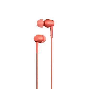 Sony h.ear in 2 - IER-H500A In-ear Earbuds - Red
