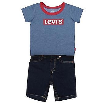 Sport Outfit für Baby Levi's STRETCH DENIM SHORT