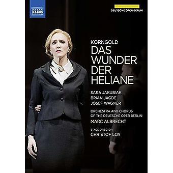 Wunder Der Heliane [DVD] USA import