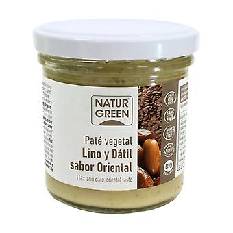 Organic Oriental Flavor Linen and Date Pate 130 g
