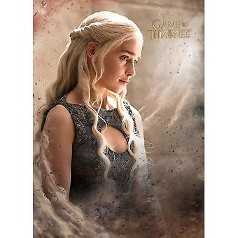 Game of Thrones Daenerys Postcard