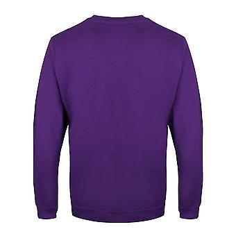 Psycho Penguin Mens People Think Im Crazy Sweatshirt