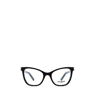 Saint Laurent SL 219 musta naisten silmälasit