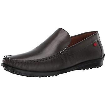 Marc Joseph New York Mens Ford Hamilton Leather Closed Toe Moccasins