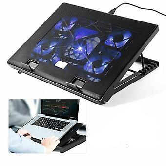 Laptop-Kühler 3 Typen Laptop Kühlung Kühler Pad Stand Fan Usb Computer-Matte