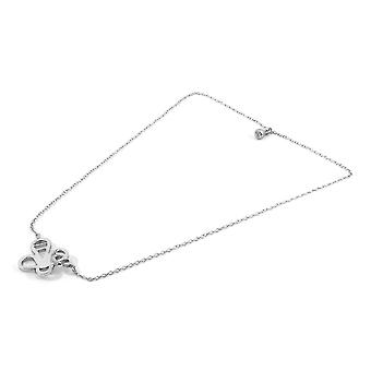 ANCHOR & CREW Flying Bee Link Paradise Silver Necklace Pendant