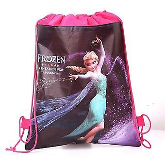 ディズニー冷凍エルザスイミング人形ドローストリングバッグ
