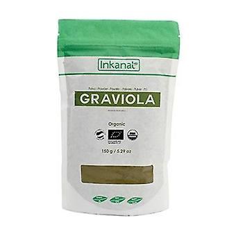 Organic Graviola Powder 150 g of powder