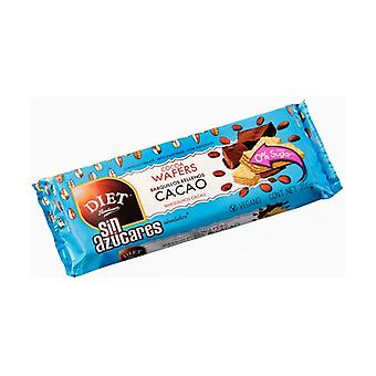 Cocoa Flavor Stuffed Wafers 200 g