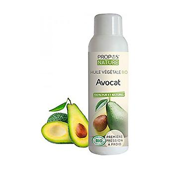 Virgin Vegetable Oil - Organic Avocado 100 ml