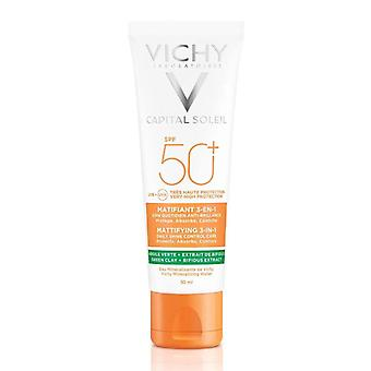 Vichy Capital Soleil Mattifying Face Dry Touch SPF 50 50ml