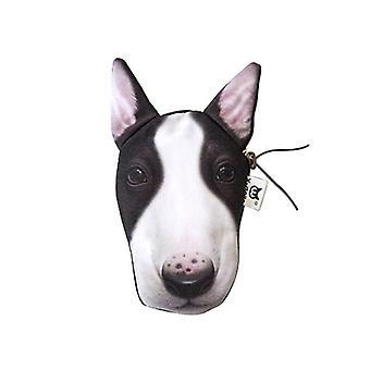 Muhkea kukkaro koiran härkä terrieri laukku