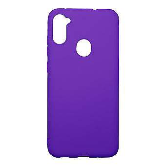 Ultra-Slim Case compatible with Samsung Galaxy A11 | In Lila |