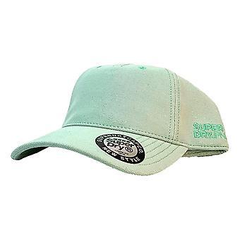 Superdry Pique Cap - Fresh Mint