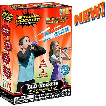 Stomp Rocket BLO-Rachete