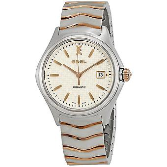 Ebel Wave Swiss Edition Dial Automatic Men's Watch 1216274