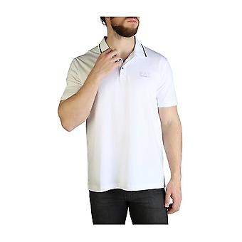 EA7 - Vêtements - Polo - 3GPF51-PJM5Z-0100 - Hommes - white,black - XS