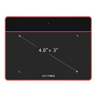 XP-PEN Deco Fun XS Drawing Grafische Tablet met 8.192 digitale pen ondersteuning Chrome 4.8x3