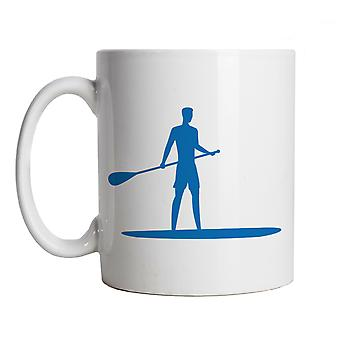 What's Sup, Mug - Stand Up Paddle Boarding Accessories Gift Him Her Mum Dad