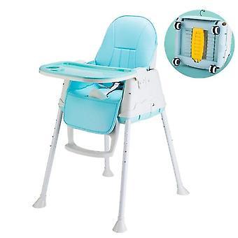 Verstellbare Kinder Hochstuhl Fütterung Stuhl Baby Stuhl Booster Sitz