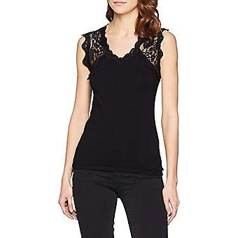 Morgan 191-mlina.p T-Shirt, Black (Noir 75621), X-Small (Size Manufacturer: TXS) Woman