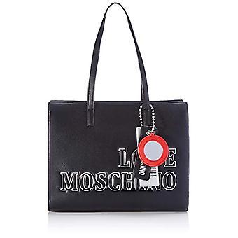 Love Moschino JC4239PP0BKG0, Women's Shoulder Bag, Black, Normal