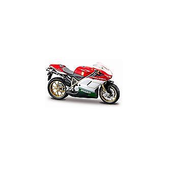 Ducati 1098S painevaletusta malli moottoripyörä