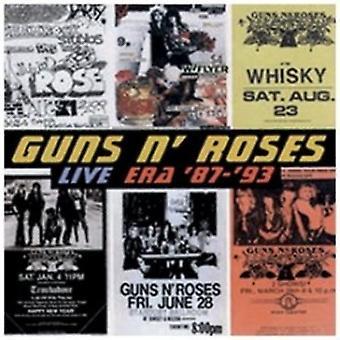 Guns N' Roses Live Era 1987-1993 CD