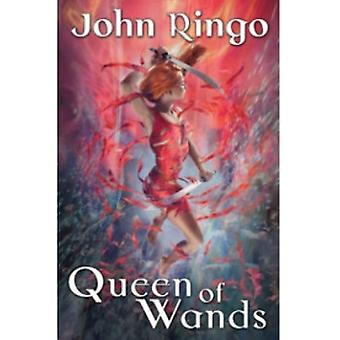 Drottning av trollstavar av John Ringo (Hardback, 2012)