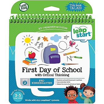 Leapfrog LeapStart First Day of School Activity Book