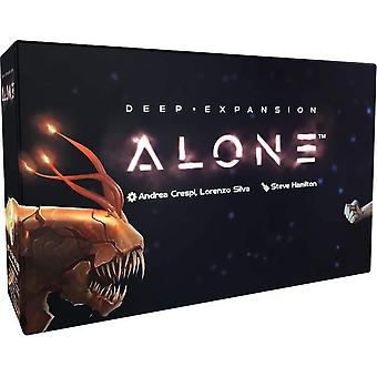 Alone - Deep Expansion Board Game