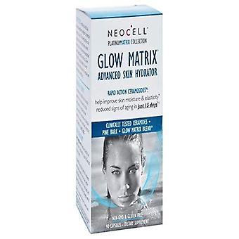 Neocell Laboratories Glow Matrix Advanced Skin Hydrator, 90 Caps