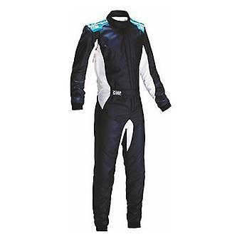 Racing jumpsuit OMP One-S My2016 Blue (Size 60)