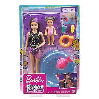 Barbie Skipper Babysitters Inc Dockor och lekset