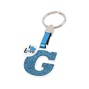 אות מחזיק מפתחות G