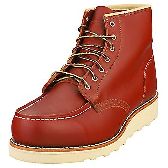 Red Wing Classic Moc Womens Classic Boots in Brown