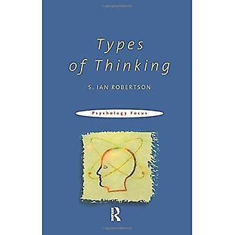 Types of Thinking (Psychology Focus)