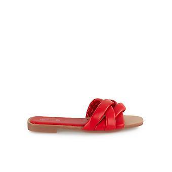 Zian Sandalias 109075 Color Rojo