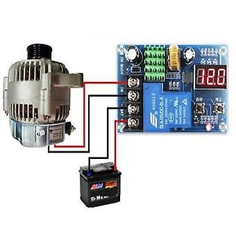 Lead-acid Battery Charging Controller Protection Board
