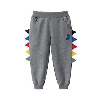 New Kids's Cotton Pure Color, Cute Sweatpants Baby Autumn Pants