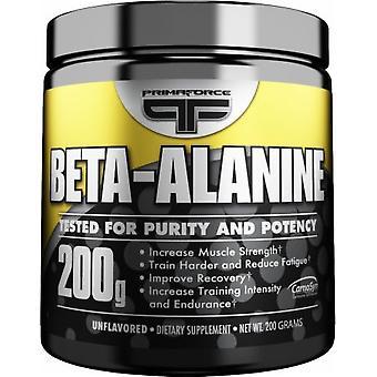 Beta Alanine - 200 grams
