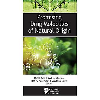 Prometedoras moléculas de fármacos de origen natural