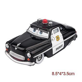 Disney Pixar auto 2 3 giocattoli mcqueen fulmine (Sceriffo)