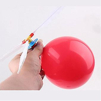 Balloon Helicopter Flying Toy