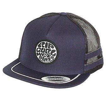Rip Curl Trucker Flatbill Snapback Cap ~ Wetsuits