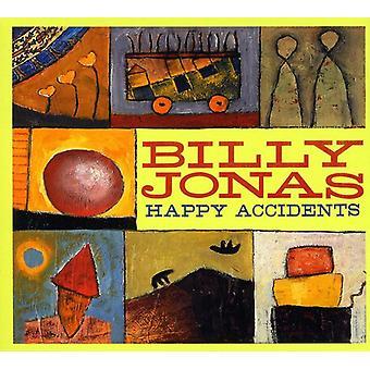 Billy Jonas - Happy Accidents [CD] USA import